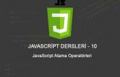 JavaScript Atama Operatörleri