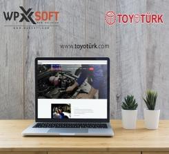 Toyotürk Kepez Web Tasarım