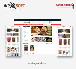 Karga Sahaf Adana Web Tasarım
