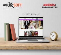 Değişim Organizasyon Nazilli Web Tasarım