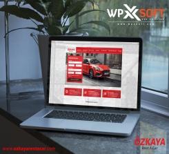 Özkaya Rent A Car Nazilli Web Tasarım
