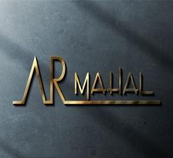 Ar Mahal Logo Çalışması