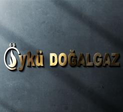 Öykü doğalgaz Logo Çalışması