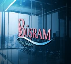 Büşram Masaj Salonu Logo Çalışması