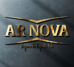 Ar Nova Logo Çalışması