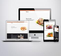Restaurant & Cafe Web Sitesi V4