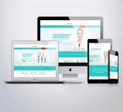 Klinik ve Hastane Web Sitesi v1